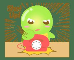 Tarty Turtle Animated sticker #13148154