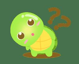 Tarty Turtle Animated sticker #13148156