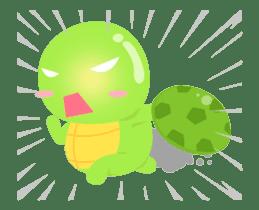 Tarty Turtle Animated sticker #13148160