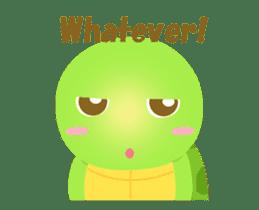Tarty Turtle Animated sticker #13148162