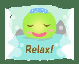 Tarty Turtle Animated sticker #13148163