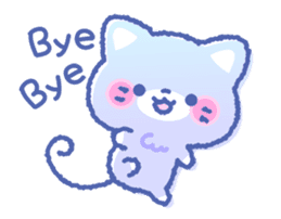 moving!NYACOCHI sticker #13149054
