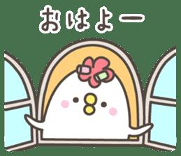 MAMA's basic pack,cute chicken sticker #13149106
