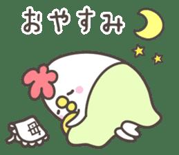MAMA's basic pack,cute chicken sticker #13149107