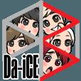 LINEスタンプランキング | Da-iCE OFFICIAL スタンプ第3弾!!