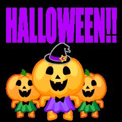 Halloween -animation-