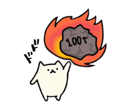 Nekomarukun! sticker #13158134