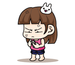 Wife Angry + sticker #13160056