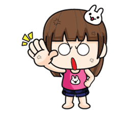 Wife Angry + sticker #13160085