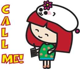 LucyChan and Momo sticker #13163911