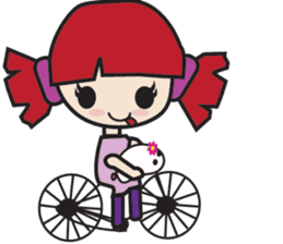 LucyChan and Momo sticker #13163912
