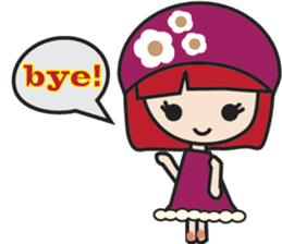 LucyChan and Momo sticker #13163914
