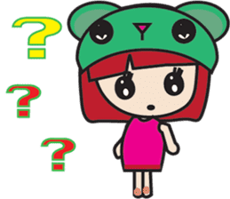 LucyChan and Momo sticker #13163927