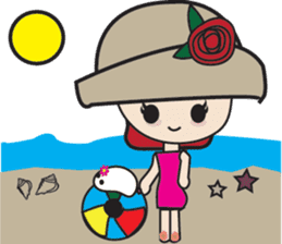 LucyChan and Momo sticker #13163944