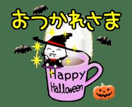 Animated Halloween sticker #13166382