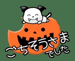 Animated Halloween sticker #13166384