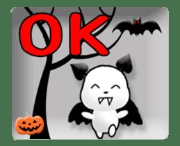 Animated Halloween sticker #13166388