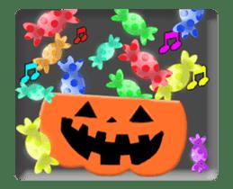 Animated Halloween sticker #13166389