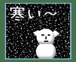 Animated Halloween sticker #13166403