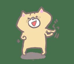 Like a dog Sticker sticker #13167080