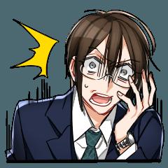 Useless sticker Chibayashi