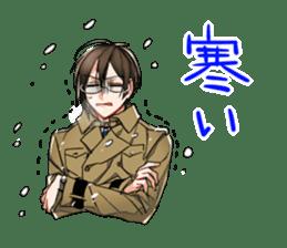 Useless sticker Chibayashi sticker #13169205