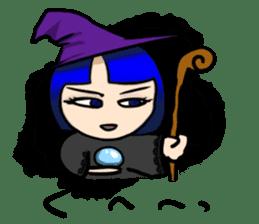 Okappa girl Kato ver.cosplay sticker #13169897