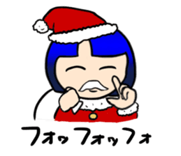 Okappa girl Kato ver.cosplay sticker #13169903