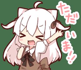 Tamako's Sticker2 sticker #13177226