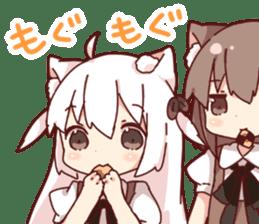 Tamako's Sticker2 sticker #13177227