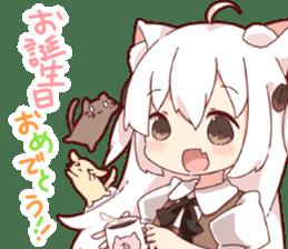 Tamako's Sticker2 sticker #13177231
