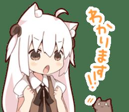 Tamako's Sticker2 sticker #13177239