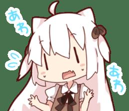 Tamako's Sticker2 sticker #13177242
