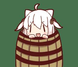 Tamako's Sticker2 sticker #13177250