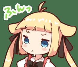 Tamako's Sticker2 sticker #13177251