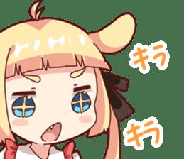 Tamako's Sticker2 sticker #13177254