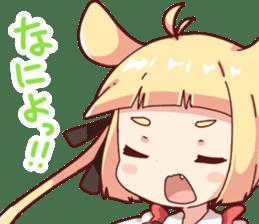 Tamako's Sticker2 sticker #13177256