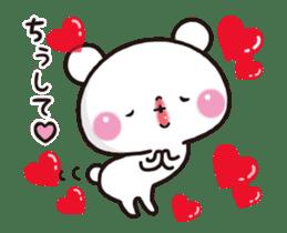 Amore!bears 3 sticker #13179950
