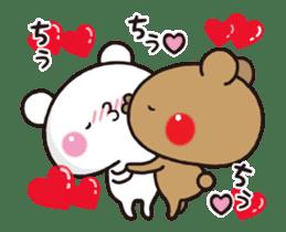 Amore!bears 3 sticker #13179951