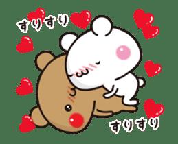 Amore!bears 3 sticker #13179953