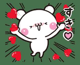Amore!bears 3 sticker #13179954