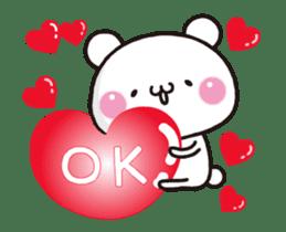 Amore!bears 3 sticker #13179956