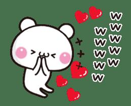 Amore!bears 3 sticker #13179965