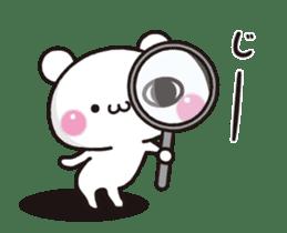 Amore!bears 3 sticker #13179968