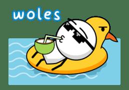 YOLO YOLO : Stiker Animasi sticker #13192820