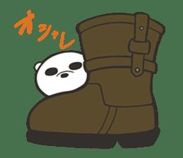 Boots in SHIROKUMA sticker #13202475