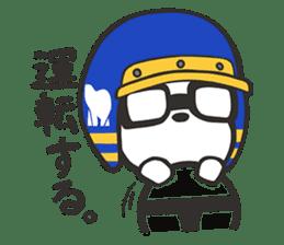 Boots in SHIROKUMA sticker #13202476