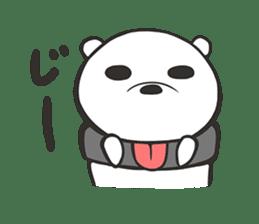 Boots in SHIROKUMA sticker #13202478
