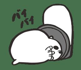 Boots in SHIROKUMA sticker #13202485
