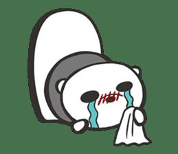Boots in SHIROKUMA sticker #13202496
